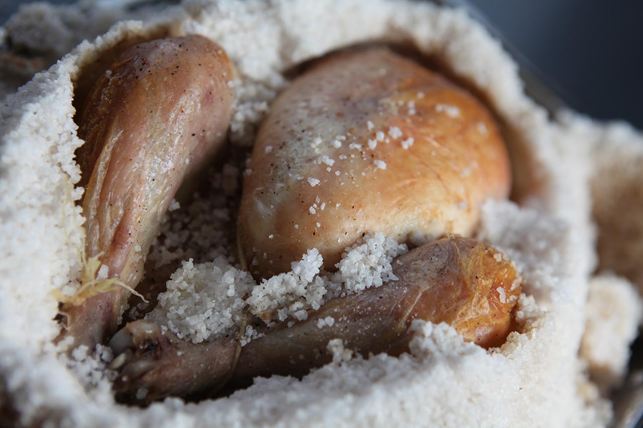 small poulet cuit 2
