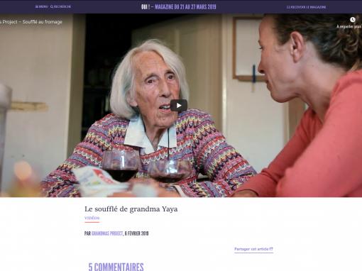 @La ruche qui dit oui! // Le soufflé de grandma Yaya